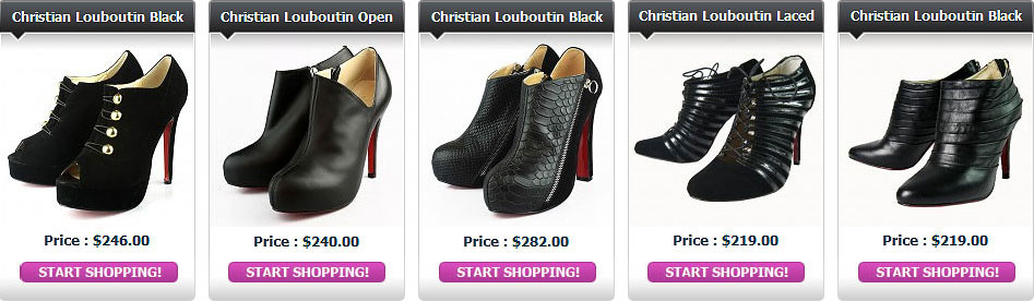 Christian Louboutin Catalog 2014-2015